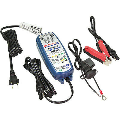 New Tecmate Optimate 2 Battery Charger 38070135