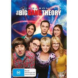 Big Bang Theory Box Set 1-8