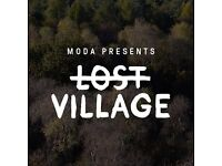 X4 Lost Village Festival Tickets