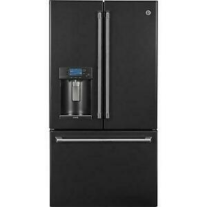 36-inch, 22.2 cu. ft. Counter-Depth French 3-Door Refrigerator with Ice and Water