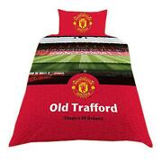 Manchester United Duvet Cover