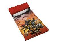 "Star Wars Children's Sleeping Bag ""Brand New"""