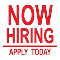 4 HAIRSTYLIST/APPRENTICE POSITIONS AVAILABLE
