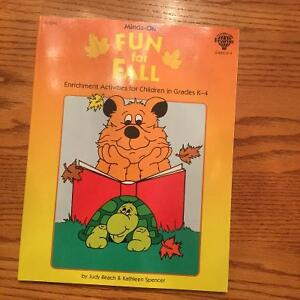 Minds-On Fun for Fall