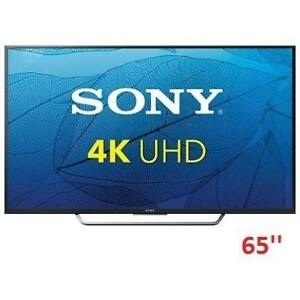 REFURB SONY XBR65X750D 65'' 4K TV - 131162794 - XBR65X750D ANDROID  SMART LED