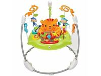 Toddler bundle and baby swing