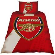 Arsenal Bedding