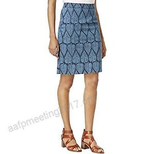 BNWT Anthropologie denim skirt