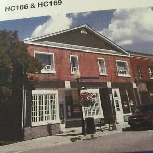 COMMERCIAL RENTAL PROPERTY iN HISTORICAL PORT PERRY