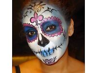 Face painting. Face painter for children parties and corporative events