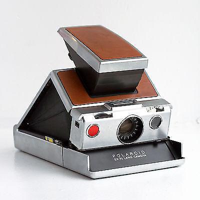 Die Polaroid entwickelte Fotos sofort
