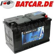 Batterie 12V 130AH