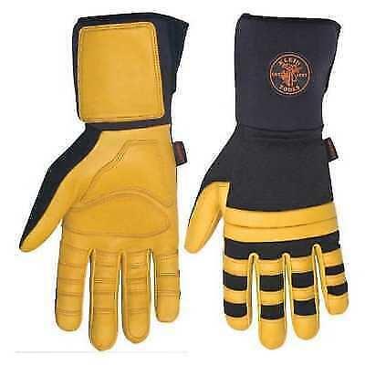 Klein Tools 40080 Medium Lineman Work Gloves