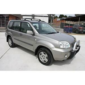 2004 Nissan X-trail ST (4x4) T30 4d Wagon Grey 2.5L ! Fyshwick South Canberra Preview