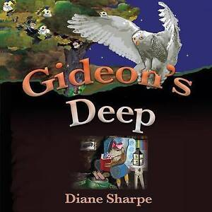 Gideon's Deep by Sharpe, Diane -Paperback