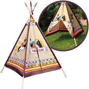 Indianerzelt Kinder