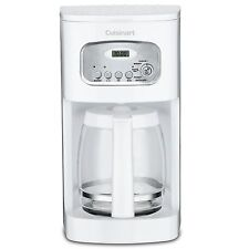 Cuisinart 12-Cup Programmable Coffee Maker - White