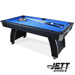 ***NEW*** Jett Compact 6ft Pool Table