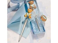 Baby shower favor - Teddy bear letter opener - £2.35 Plus P&P