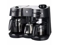 Morphy Richards Combi Coffee Cappuccino Maker with Frother