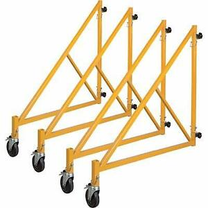 18 in. Outriggers for Scaffolding 1000 lb. Load Capacity (4-Pack