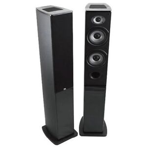Jbl Home Theatre Towers/ Tours Cinema Maison
