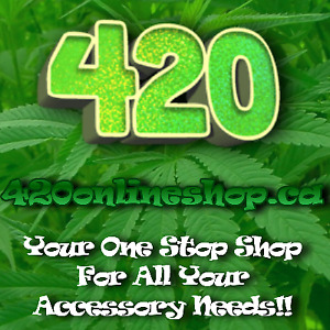 Glass Works and 420 Accessories Online