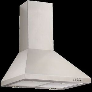 Omega 60cm canopy rangehood Bomaderry Nowra-Bomaderry Preview