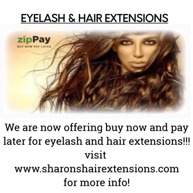 Eyelash Hair Extensions At She Sharons Hair Extensions