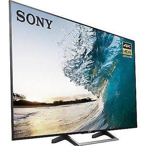 SONY BRAVIA 65 LED 4K HDR ANDROID SMART UHDTV 850E SERIES *NEW IN BOX*