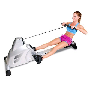 Velocity Exercise Magnetic Rower Rowing Machine
