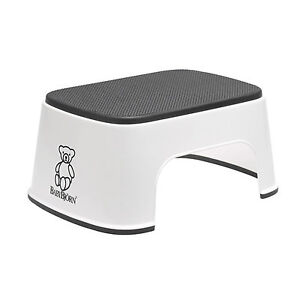 NEW never used - Baby Bjorn Safe Step Stool - White