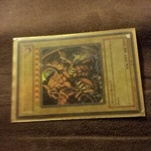 yu-gi-oh The Winged Dragon of Ra DOD-001