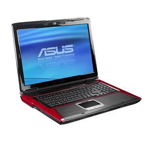 Asus G71G Gaming Laptop - Windows 7