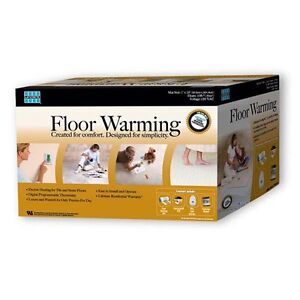 Floor warming mat. Brand New