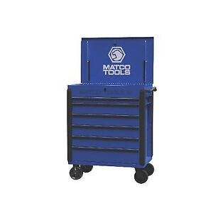Matco 6 drawer Service cart for sale