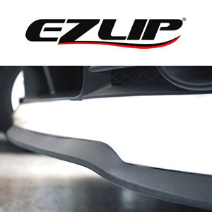 9.5 ft EZ-LIP FRONT BUMPER SPOILER CHIN SPLITTER VALANCE BODY KIT AIR WING TRIM