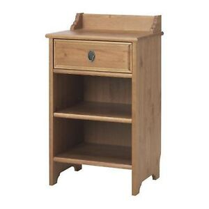 **Looking to Purchase** Ikea Leksvik bedside table