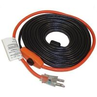 NEW, Electric Water Pipe Heat Cable, plus free outdoor time