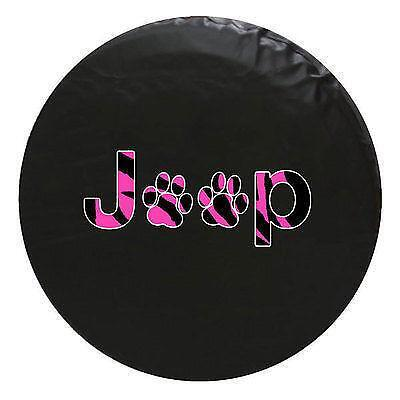 Pink Jeep Tire Cover Ebay