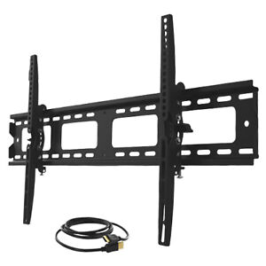 LCD LED TV Wall Mount TILT Bracket 32 37 40 42 46 50 51 52 55 60 62 63 64 65 70