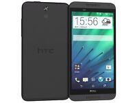 BRAND NEW HTC DESIRE 610 8GB **4G LTE** Black Genuine Android Smartphone