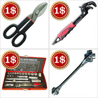 ★$1 Everything★Socket Wrench(Reg price:57.18$)[Decoraport.ca]