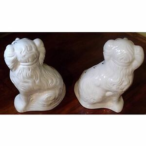 Pair of Vintage Staffordshire Spaniels Kingston Kingston Area image 2