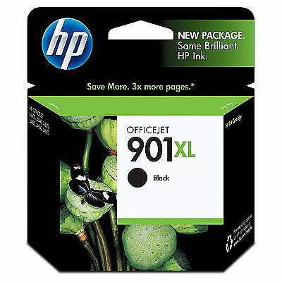 خرطوشة حبر الطابعات: HP 901XL High Yield Original Ink Cartridge, Black (CC654AN)