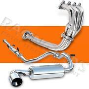 EF Civic Exhaust