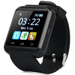 Smartwatch Watch - BLACK ALL NEW IN THE BOX WATCH THE VIDEO