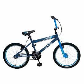 """20"""" bmx zombie apocolaypse bike"""