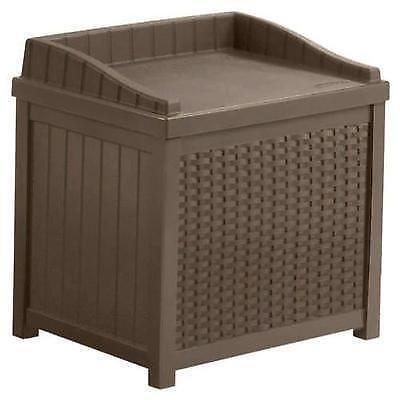 deck storage box patio garden furniture ebay