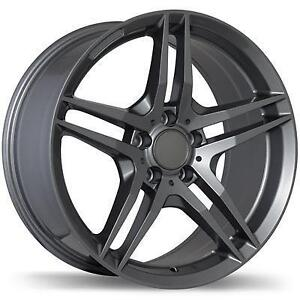 18 inch Mercedes AMG Reps -- TIRES AVAILABLE Call 647 832 6547